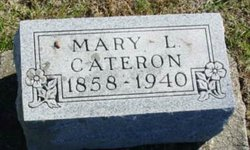 Mary Louise <i>Sult</i> Cateron