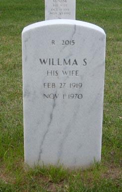 Willma S Dietz