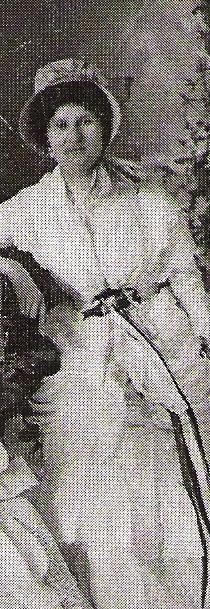 Elizabeth Shipman Lizzie <i>Burleson</i> Sneed