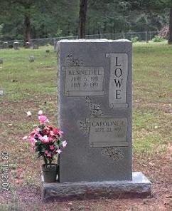 Kenneth L Lowe
