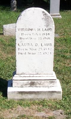 Virginia M. Laub
