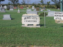 Home City Cemetery