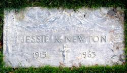 Jessie K. <i>Treat</i> Newton