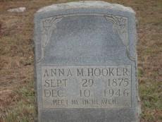 Anna Mae <i>Finster</i> Hooker