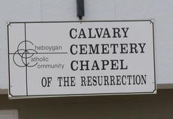 Calvary Cemetery Chapel of the Resurrection