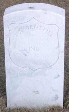 John Kain Benefiel
