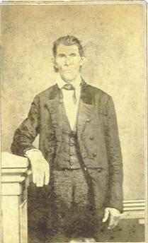 Rev Nathaniel Porter