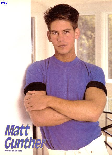 Matt Gunther Gay Porn 33