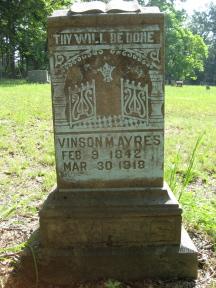Vinson Montgomery Ayres