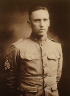 Sgt Clarence Franklin Frank Hines