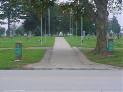 Atlantic Catholic Cemetery