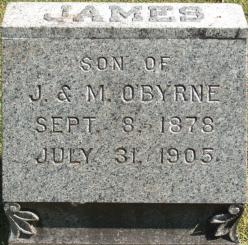 James O'Byrne
