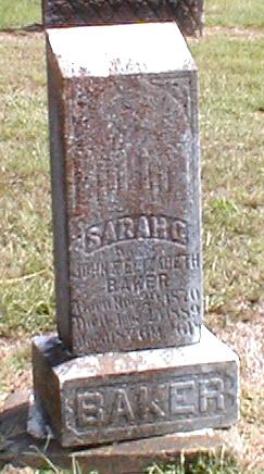 Sarah G. Baker