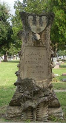 Mollie J. <i>Foss</i> Beckett