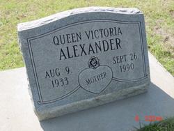 Queen Victoria Alexander