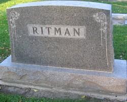 Frances <i>Ritman</i> Cole