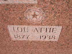 Lou Attie <i>Williams</i> Harris Pierce