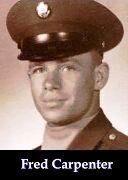 Sgt Fred W. Carpenter