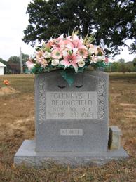 Glennys Ione <i>Cosby</i> Bedingfield