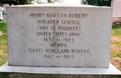 Isabel Livingston <i>Hoagland</i> Robert