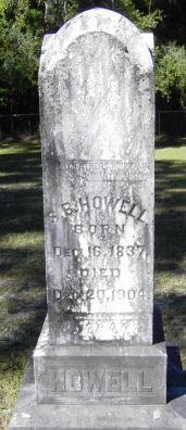 S B Howell
