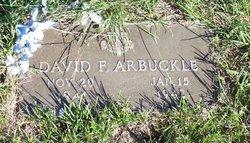 David F. Arbuckle