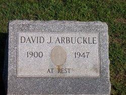 David James Arbuckle
