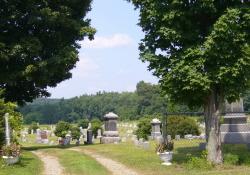 Miller Station Cemetery