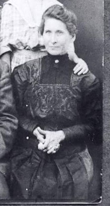 Mary Alice Mollie <i>Key</i> Edwards