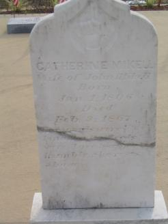 Catherine <i>Lowther</i> Mikell