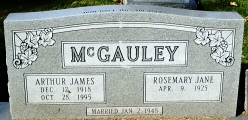 Rosemary Jane McGauley