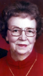 Lillian V. <i>Clements</i> Adams