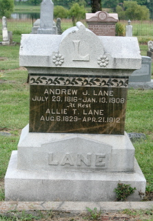 Allie Thio <i>Fails</i> Lane