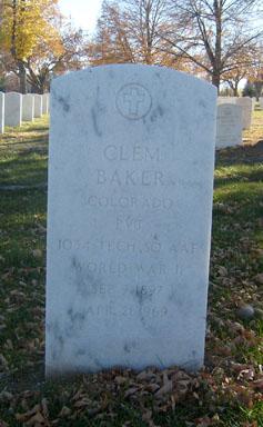 Clement Clem Baker