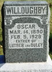 Oscar Willoughby