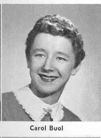 Carol Ann <i>Buol</i> Boyes
