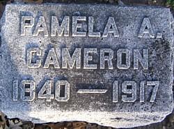 Pamela A. <i>Chartier</i> Cameron