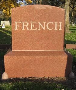Mary <i>Vine</i> French