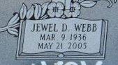 Jewell D. <i>Webb</i> Flanagan