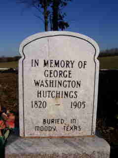 Capt George Washington Charles Hutchings