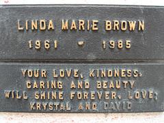 Linda Marie <i>Bailey</i> Brown