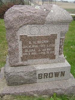 Clara Jane <i>Boozer</i> Brown