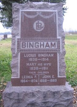 Lucius Bingham