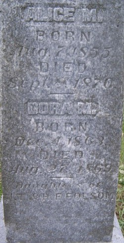 Dora M. Folsom