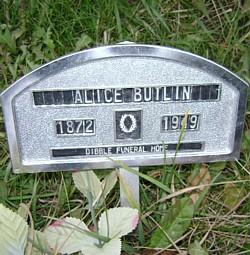Alice Butlin