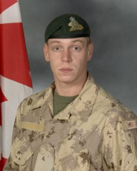 Pvt Michel L�vesque, Jr