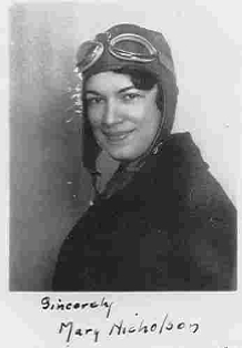Mary Webb Nicholson