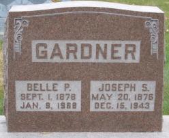 Belle Pauline <i>Willis</i> Gardner