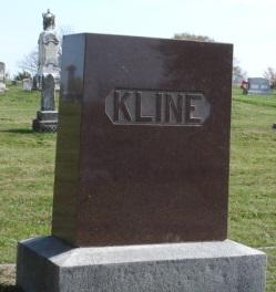 Grace A <i>Miller</i> Kline
