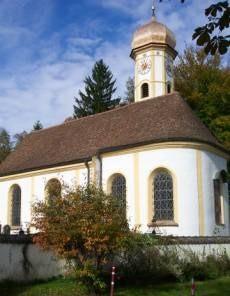 Tutzing (Alter Friedhof)